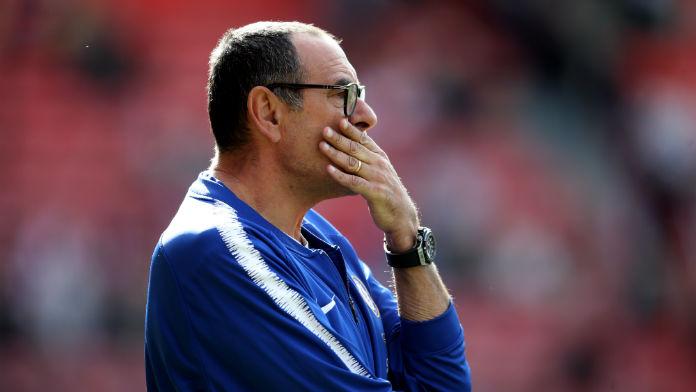 Odds Slashed on Midfield Legend To Replace Maurizio Sarri