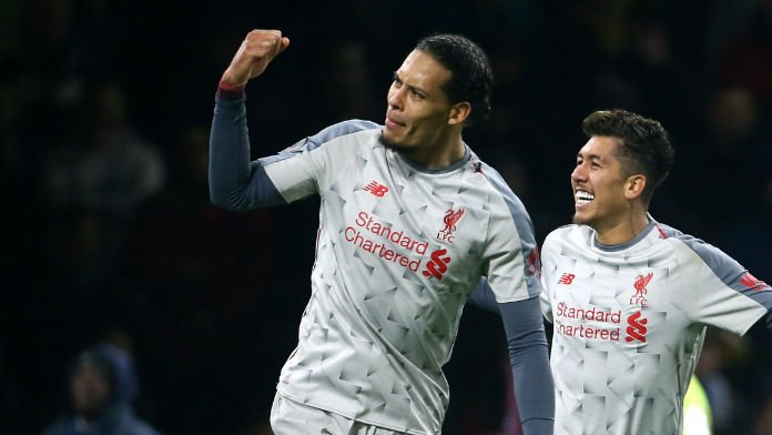 Brace Sees Van Dijk's Player of the Year Odds Shorten Again