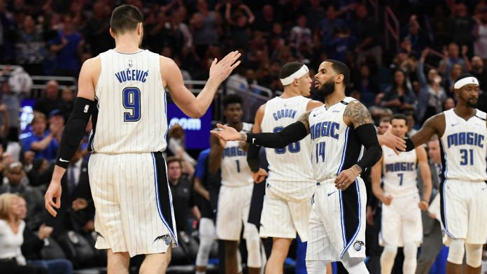 Magic New Favorite in NBA Southeast After 6th Straight Win
