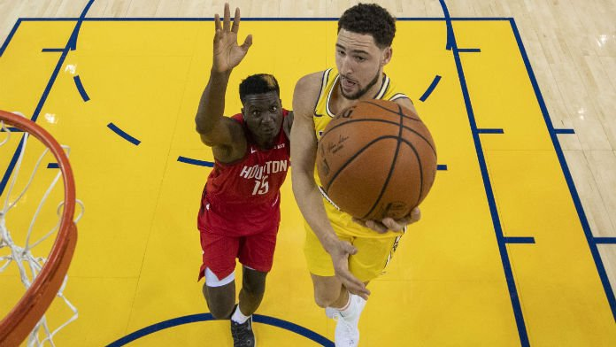 Hot Houston Bookmakers' Clear No. 2 Choice in NBA West Odds
