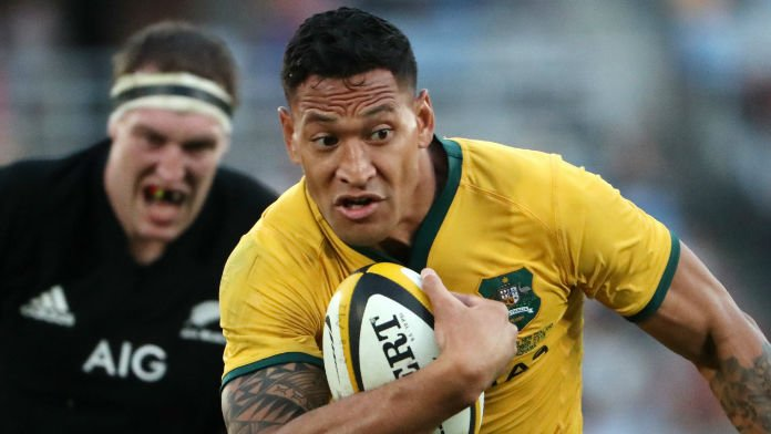 Israel Folau Sacking Sees Australia's Rugby WC Odds Drift