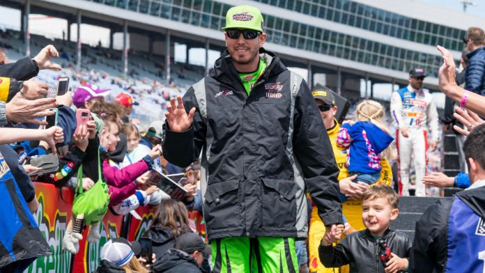 No Surprise, Kyle Busch Oddsmakers' NASCAR Betting Favorite