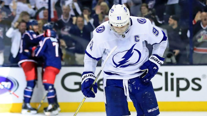 Sportsbooks Clean Up on Lightning & Penguins Early NHL Exits