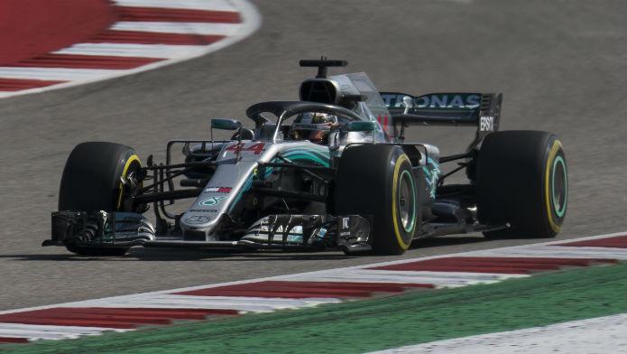 Hamilton Solid Favorite for F1 Title Entering Azerbaijan