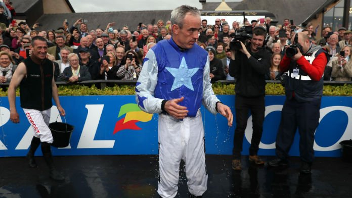 Legendary Jockey Ruby Walsh Rides Last Race At Punchestown