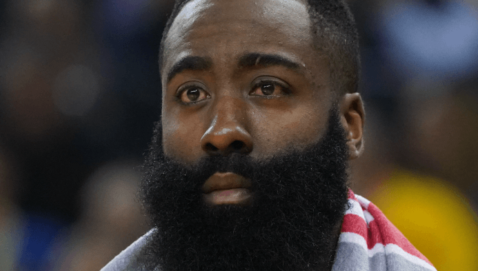 James Harden's Health and Houston vs Golden State Odds