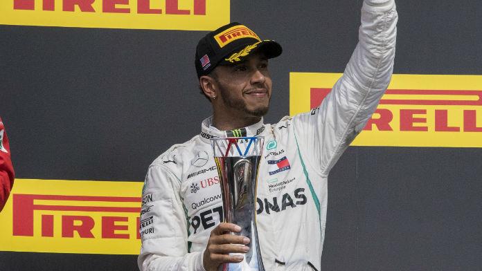 Hamilton Enters Spanish Grand Prix as Championship Favorite