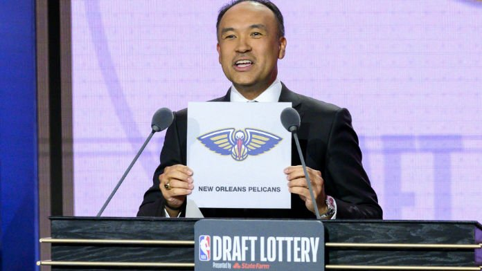 Pelicans NBA 2020 Odds Slashed After Winning Draft Lottery