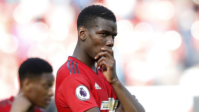 Chances of Real Madrid Signing Man Utd's Paul Pogba Decrease