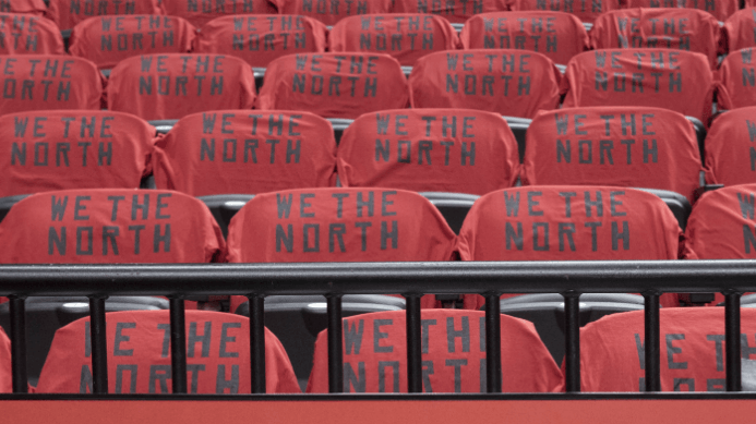 Raptors Home Underdogs for 1st Time All Season in Game 4