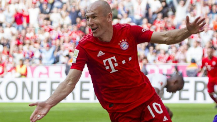 MLS and Premier League Club Battling For Arjen Robben