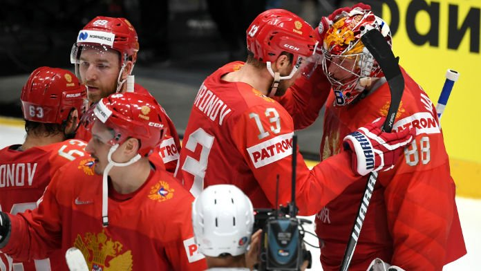 Russia Strong Favorite to Capture IIHF World Championship