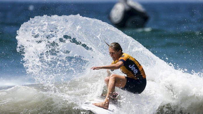 Gilmore & Florence Favorites Entering WSL Margaret River Pro