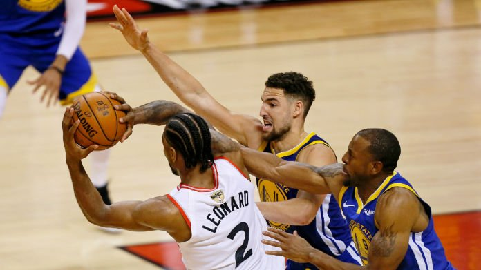 NBA Finals Predictions: Warriors-Raptors Game 6 Odds & Picks