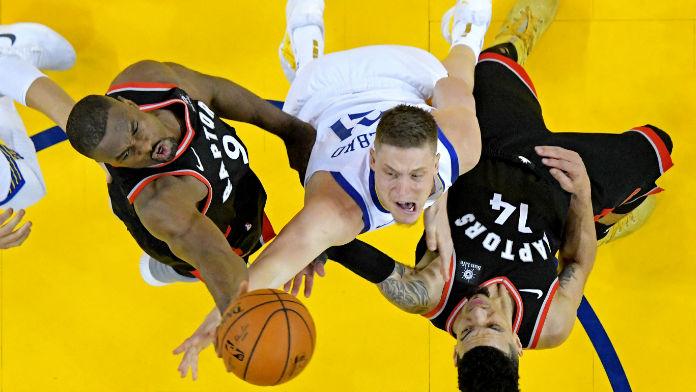Raptors Still NBA Finals Underdogs & A Great Bet to Win It