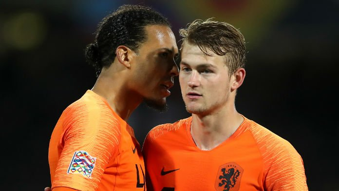 Matthijs de Ligt in Liverpool Link as Transfer Odds Shift