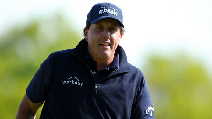 Mickelson's Last Chance at Career Grand Slam a Long-Shot Bet