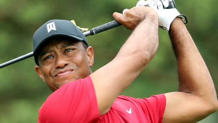 Tiger Woods Prop Bets