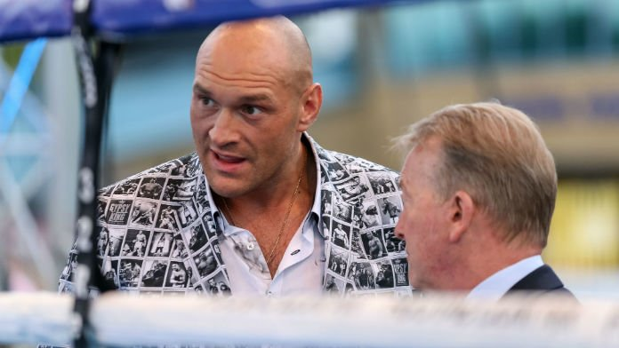 Fury vs Schwarz Predictions, Tips, Odds and Best Bets