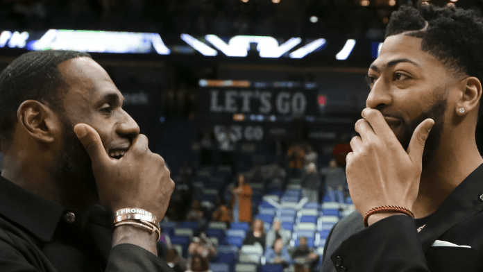 Lakers Title Odds Slashed as Davis Trade Reportedly Done