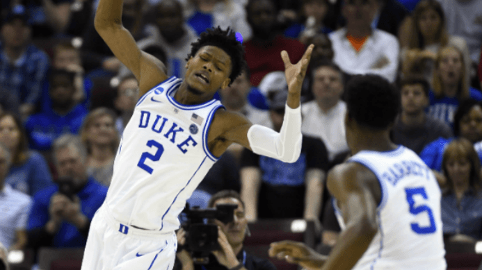 Cam Reddish Holds the Key to Betting Duke NBA Draft Props