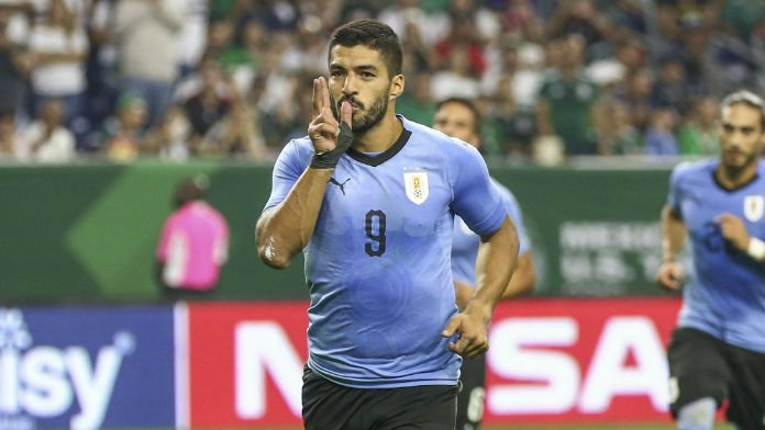Suarez Leapfrogs Messi In Copa America Golden Boot Odds