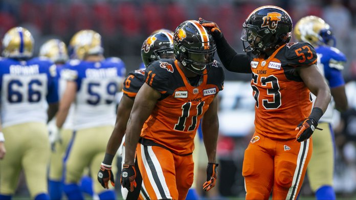 CFL Betting Picks Week 9: Back B.C. Lions To Cover Spread