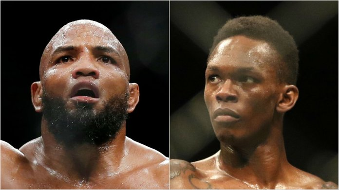 UFC 248 Israel Adesana vs Yoel Romero Odds & Bets to Back