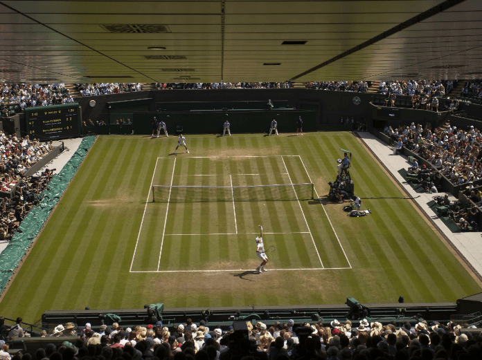 DraftKings Launches Flash Bet Just In Time For Wimbledon