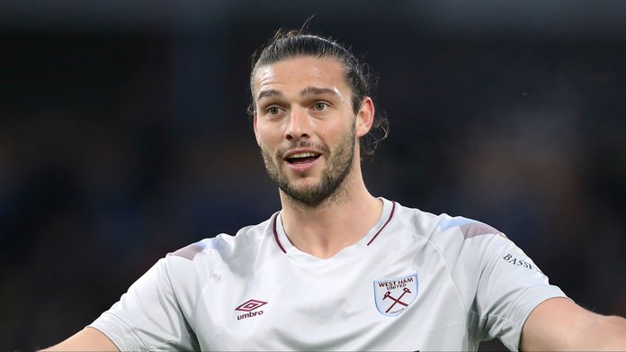 Andy Carroll Transfer Odds Move as Crystal Palace Drift