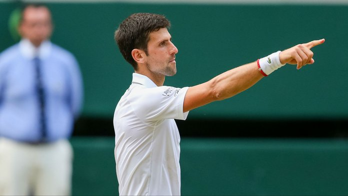 Bookies Expect Djokovic To Retire With Men's Major Record