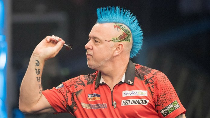 Confident Peter Wright Cut In World Matchplay Darts Odds