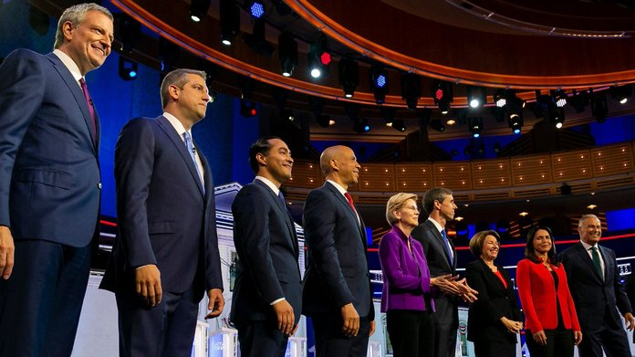 Long-Shot Candidates to Watch in Second Democratic Debates