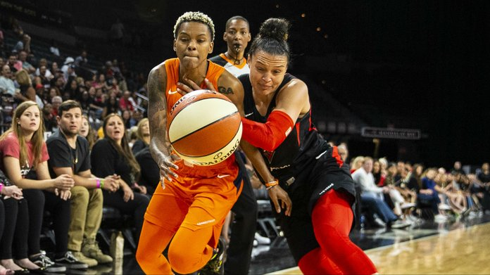 WNBA Title Odds Shift With All-Star Game 2019 Approaching