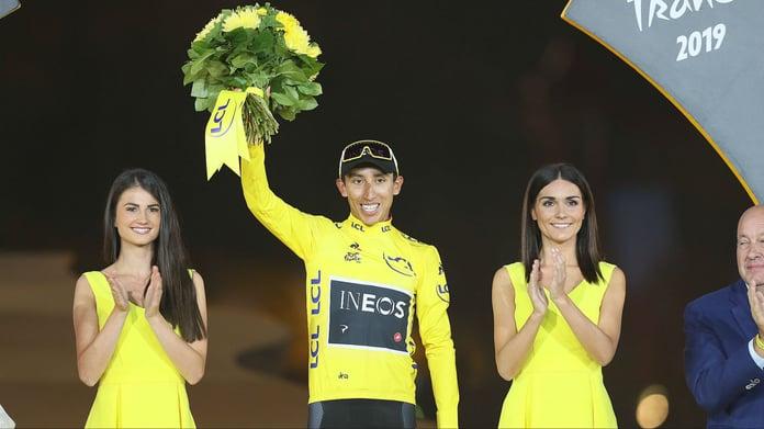 Tour de France Winner Egan Bernal Tops Betting Odds for 2020