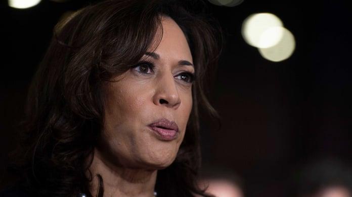 Kamala Harris Falls to Third Favorite Behind Biden & Warren