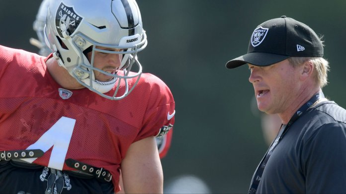 Can Watching Oakland Raiders on 'Hard Knocks' Help You Bet?