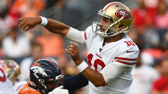 Should Jimmy Garoppolo's Struggles Give NFL Bettors Pause?