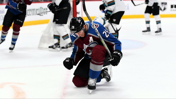 Colorado Avalanche Present Favorable Odds For Division Crown