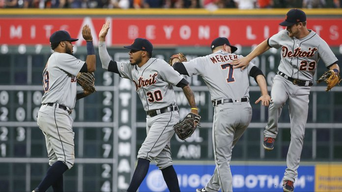 Astros Huge MLB Odds Favorite Again Vs. Tigers After Upset