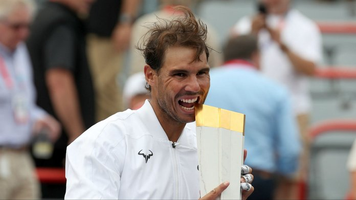 Rafael Nadal US Open Odds Get Boost Despite Tough Draw