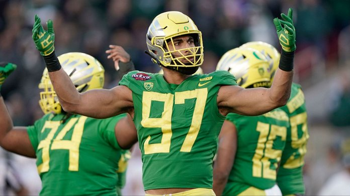 Oregon Sports Betting Begins Before College Football Week 1