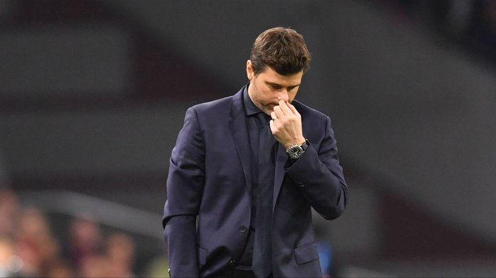 Betting Suspended On Mauricio Pochettino Leaving Tottenham