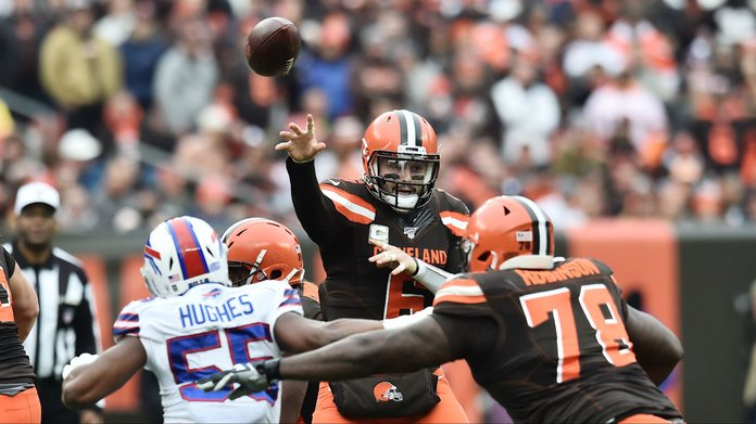 Thursday Night Football Betting Preview: Steelers At Browns