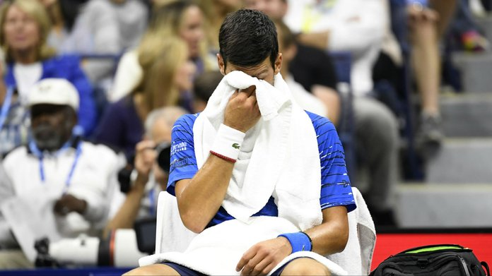 Novak Djokovic Early Exit Sees US Open 2019 Odds Shift