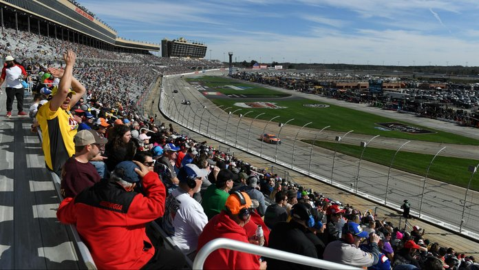 NASCAR and VSiN Partner for Online Sports Betting Content