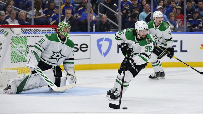 Dallas Stars NHL Favorites Among Bookies But Age An Issue