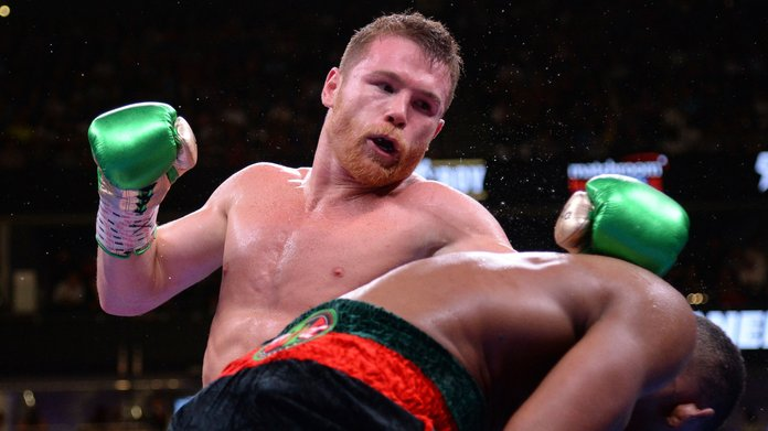 Canelo Alvarez Strong Betting Favorite Over Sergey Kovalev