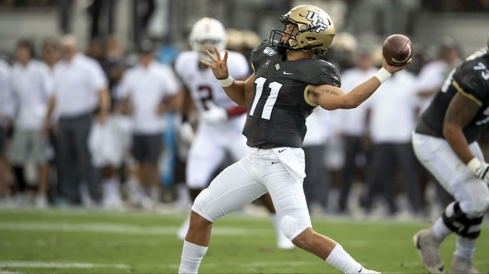 Why You Should Be Betting On UCF Knights Against The Spread
