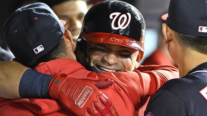 Why the Nationals May Be the Smart 2019 World Series Bet
